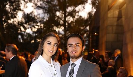 Sofía Martínez y Guillermo López.