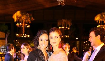 Paulina y Daniela Meade.