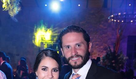 Bety Lázaro y Guillermo Hernández.