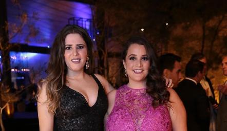 Luli Robles y Sofía González.