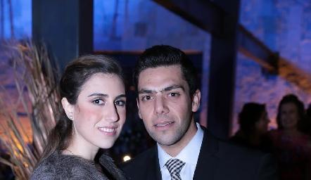 María Paramo y Joe Lorca.
