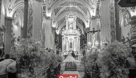 La majestuosa Catedral.