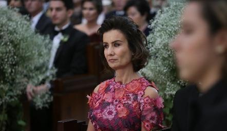 Gabriela Andrés de Díaz Infante.