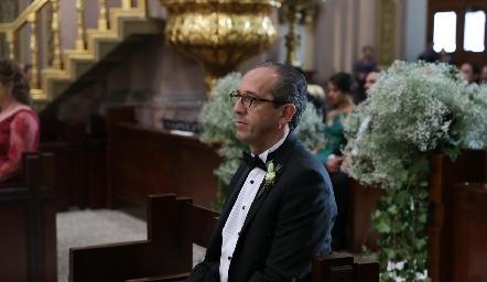 Enrique Díaz Infante.