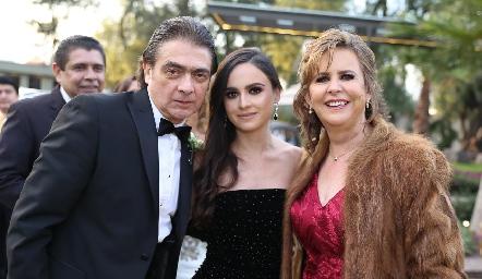 Familia Salgado Samohano.