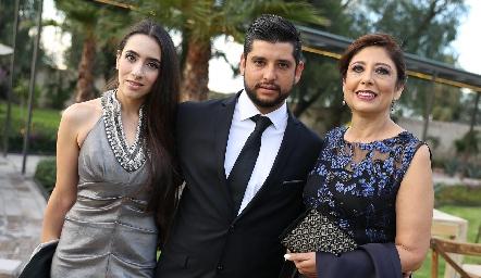 Familia Zertuche Díaz Infante.