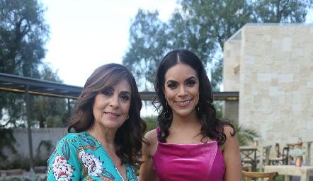 Laura y Ana Laura.