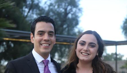 Jorge y Sofía.
