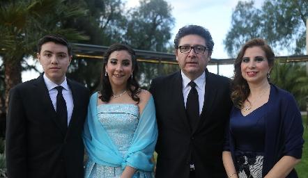 Familia Salgado Martínez.