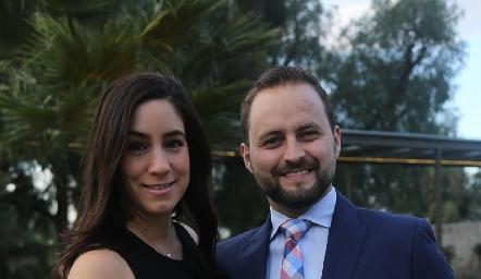 Daniela Boelsterly y Juan José Dibildox.
