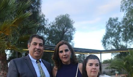 Familia Torres.