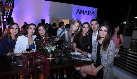 Inauguración Clínica AMARA.