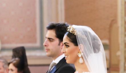 Rafael y Mariana.