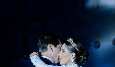 Mariana Labarthe y Rafael Herrera.