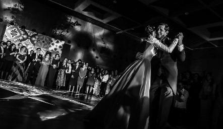 Vals de la boda de Mariana Labarthe y Rafael Herrera.