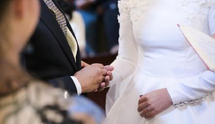 Sortija de bodas.