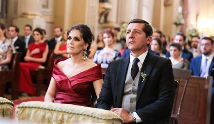 Gladys y Alfonso Labarthe.