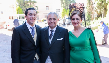 Familia Herrera Sánchez.