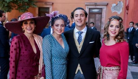 Familia Herrera.