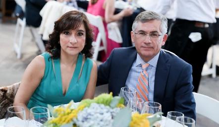 Pina Cadena y Gerardo Rodríguez.