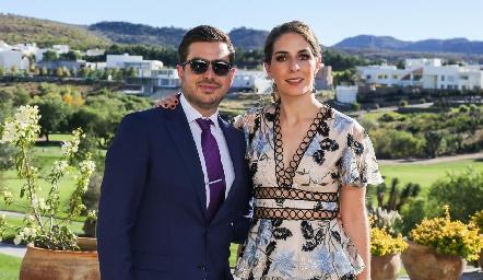 Carlos Tolentino y Gladys Labarthe.