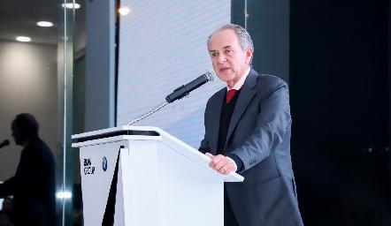 Juan Manuel Carreras López.