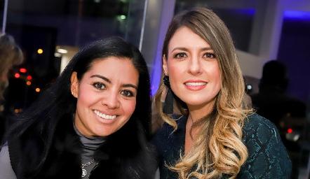 Jessica Torres y Doris Ruesga.