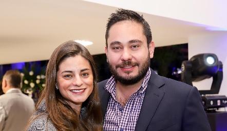 Verónica y Ángel Torres.