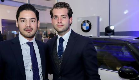 Miguel Torres y Pablo Zendejas.
