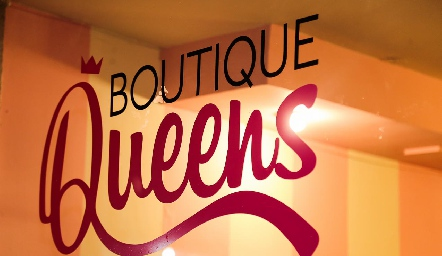 Inauguración de Queens Boutique.