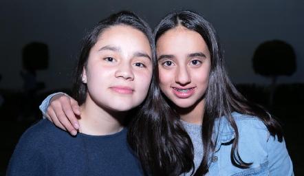 Selene y María.