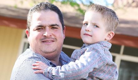 Eduardo y Alejandro Gouyonnet.