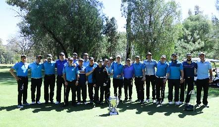La Loma Club del Golf.