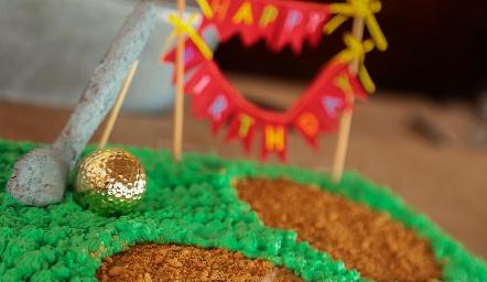 Delicioso pastel para compartir con las mejores amigas.