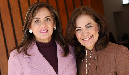 Oti Ruiz y Gladys Castellanos.