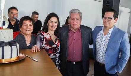 Familia Quibrera.