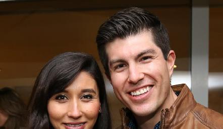 Natalia y Daniel.