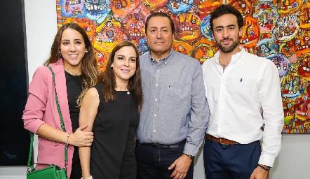 Familia Olvera Guel.