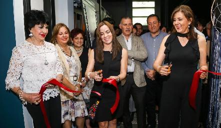 Inauguración de Epatar eco arte.
