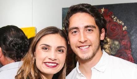 Sofía Rodríguez y Rodrigo Zertuche.