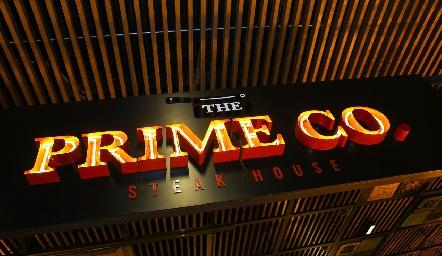 Inauguración de Prime Co.