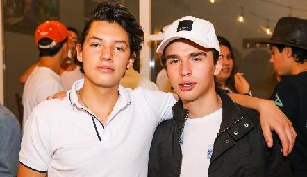 Estanislao Hernández y Eduardo Siller.