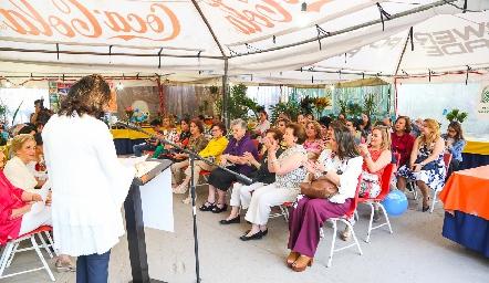 Inauguración de la Feria de las Flores.