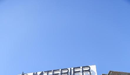 Inauguración de Interier.