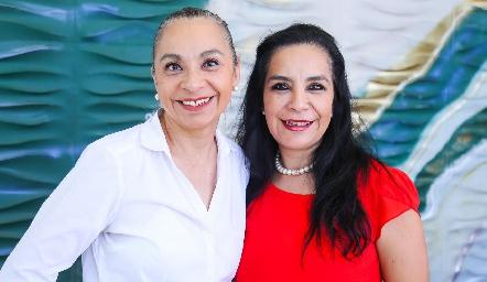 Yamel y Rosy Campos.