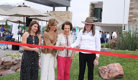 Inauguración del fraccionamiento Catára.