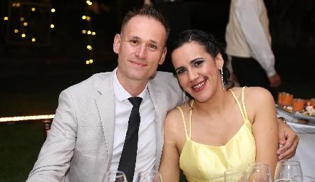 Emilio y Marina.