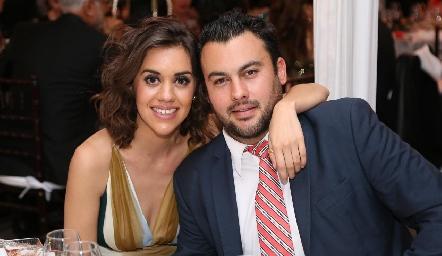 María Pía González y Rafael González.