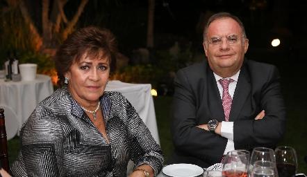 Sara Rodríguez y Alfonso Martínez.