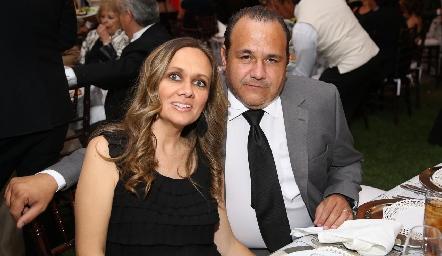 María José Ejarque y José Luis Rueda.